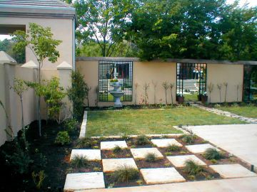 Landscaping in Johannesburg