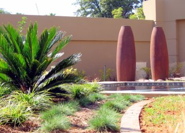 Waterkloof Ridge Pretoria garden